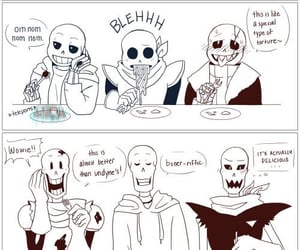 food, funny, and au image