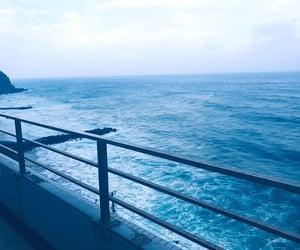blue, photo, and sea image