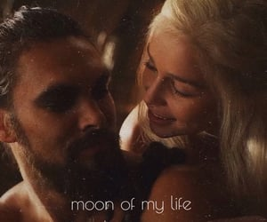 beauty, couple, and game of thrones image