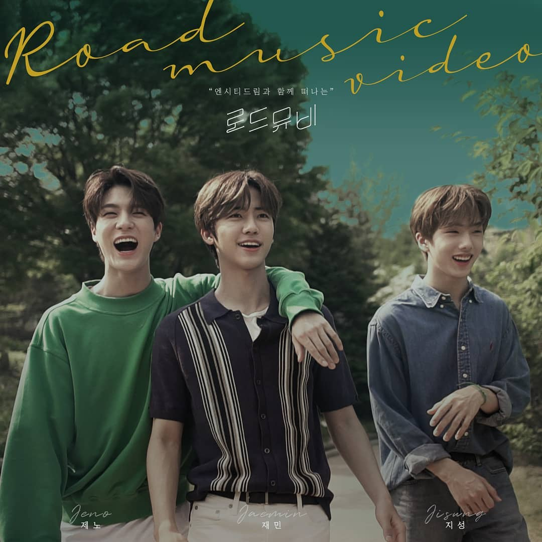 PUFF/ ROAD MV with NCT DREAM (Jeno, Jaemin, Jisung)