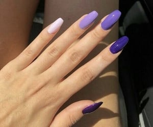 aesthetic, lavender, and beauty image