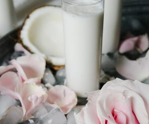 coconut, rosewater, and lassi image