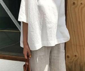 cotton, fashion, and minimalism image