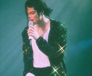 90s, Hot, and king of pop image