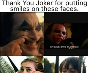 funny, memes, and the joker image
