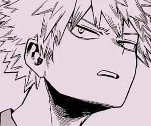 gif, anime boy, and boku no hero academia image