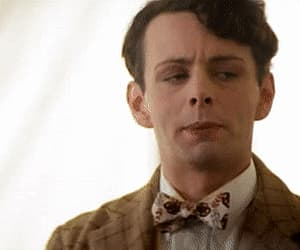 bright young things, gif, and michael sheen image