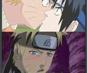 naruto, sasuke, and narusasu image