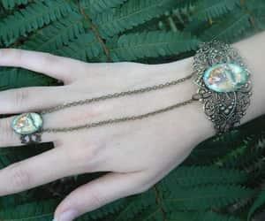 beach, bracelet, and costume image