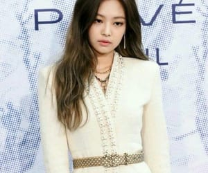 fashion, kpop, and jennie image