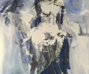 Abstract Painting, american painter, and contemporary art image