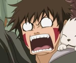 akamaru, anime, and naruto image