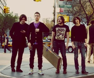 alex turner, band, and jamie cook image