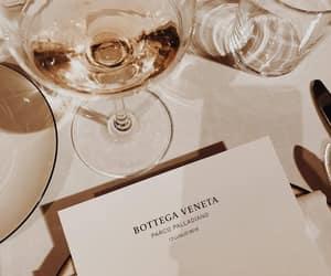 drinks, wine, and food image