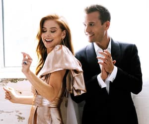 suits, darvey, and love image