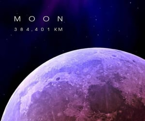 moon, space, and wallpaper image