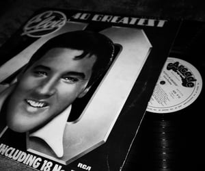 60s, Elvis Presley, and music image