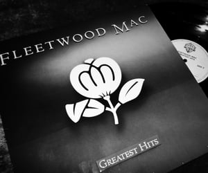 fleetwood mac, lp, and christine mcvie image