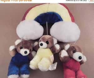 bears, nursery, and teddy bears image