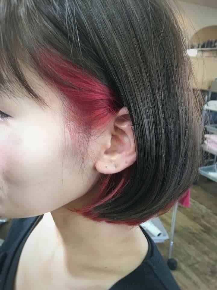 hair dye image