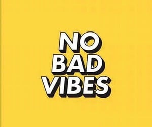 yellow and vibes image