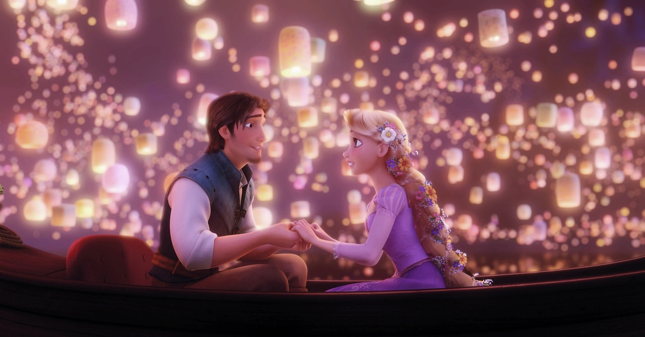 article, rapunzel, and tangled image
