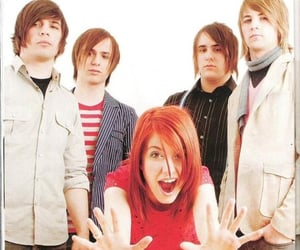 2006, band, and hayley williams image