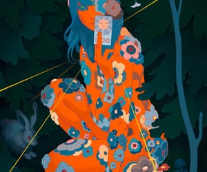 art and James Jean image