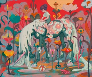 James Jean and art image