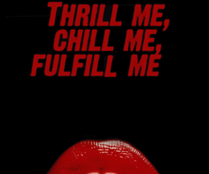 lips, thrill, and chill image