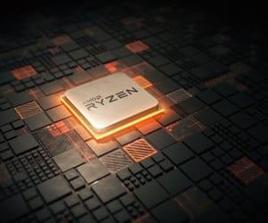 intel, processors, and amd image