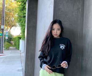 asian, korean, and naeun image