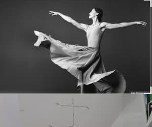 dance, minimal, and dancer image