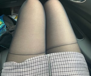 aesthetic, thighs, and violet image