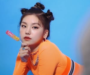 icon, kpop, and itzy image