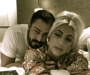 Lady gaga, taylor kinney, and cute image