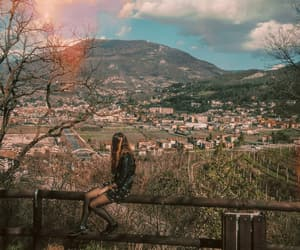 beauty, summer, and travel image