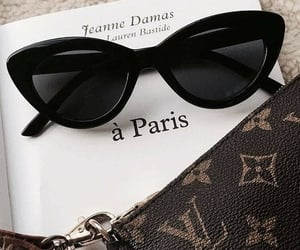 fashion, sunglasses, and paris image