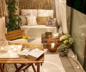balcony, decor inspo, and decor image