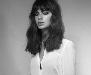 girls, models, and yael shelbia image