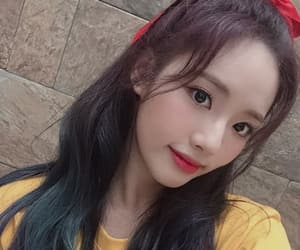 fromis_9, fromis, and ulzzang image