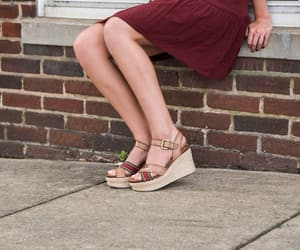 footwear, sandals, and otbt shoes image