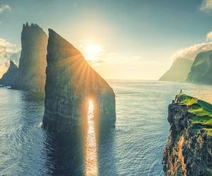 belleza, luz, and paisaje image