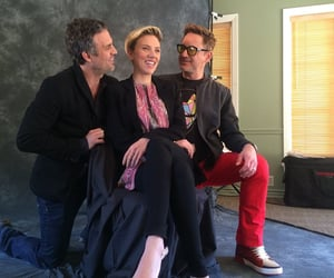 mark ruffalo and Scarlett Johansson image