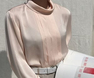 blouse, classic, and fashion image