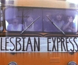 1970s, movie, and dyke image