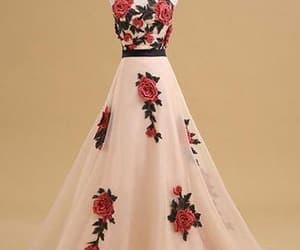 dresses, party dresses, and fanshion image