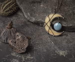 etsy, banana moon, and bohochicnecklace image