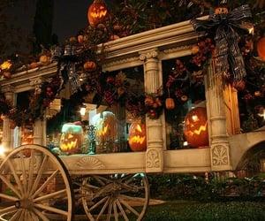 autumn, Halloween, and decoration image