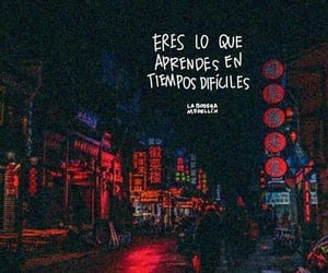 frases and text image